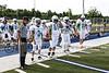 Cornerstone Charter Academy Ducks @ The Masters Academy Varsity Football Spring Game - 2013 - DCEIMG--3
