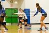 Orlando Christian Prep Warriors @ Cornstone Charter Academy Ducks Girls Varsity Volleyball - 2013 - DCEIMG-7135