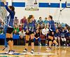 Orlando Christian Prep Warriors @ Cornstone Charter Academy Ducks Girls Varsity Volleyball - 2013 - DCEIMG-7136