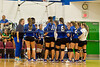 Orlando Christian Prep Warriors @ Cornstone Charter Academy Ducks Girls Varsity Volleyball - 2013 - DCEIMG-7109