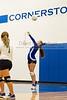Orlando Christian Prep Warriors @ Cornstone Charter Academy Ducks Girls Varsity Volleyball - 2013 - DCEIMG-7116