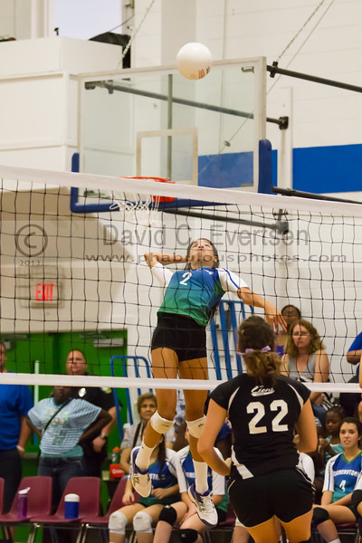 Faith Christian @ Cornerstone Charter Girls Varsity Volleyball - 2013 - DCEIMG-1096