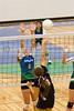 Faith Christian @ Cornerstone Charter Girls Varsity Volleyball - 2013 - DCEIMG-1125