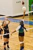 Faith Christian @ Cornerstone Charter Girls Varsity Volleyball - 2013 - DCEIMG-1235