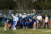 Merritt Island Christian Cougars @ Cornerstnone Charter Academy Ducks Varsity Football - 2013 DCEIMG-3635