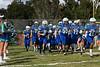 Merritt Island Christian Cougars @ Cornerstnone Charter Academy Ducks Varsity Football - 2013 DCEIMG-3640