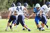 Merritt Island Christian Cougars @ Cornerstnone Charter Academy Ducks Varsity Football - 2013 DCEIMG-6722