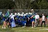 Merritt Island Christian Cougars @ Cornerstnone Charter Academy Ducks Varsity Football - 2013 DCEIMG-3636