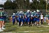 Merritt Island Christian Cougars @ Cornerstnone Charter Academy Ducks Varsity Football - 2013 DCEIMG-3639
