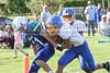 Orlando Christian Prep Warriors @ Cornerstone Charter Academy Ducks Varsity Football - 2013 - DCEIMG-7750