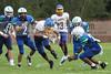 Orlando Christian Prep Warriors @ Cornerstone Charter Academy Ducks Varsity Football - 2013 - DCEIMG-8043