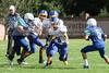 Orlando Christian Prep Warriors @ Cornerstone Charter Academy Ducks Varsity Football - 2013 - DCEIMG-7654