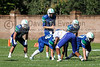Orlando Christian Prep Warriors @ Cornerstone Charter Academy Ducks Varsity Football - 2013 - DCEIMG-7680