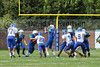 Orlando Christian Prep Warriors @ Cornerstone Charter Academy Ducks Varsity Football - 2013 - DCEIMG-7585