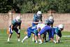 Orlando Christian Prep Warriors @ Cornerstone Charter Academy Ducks Varsity Football - 2013 - DCEIMG-7681