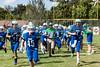 Orlando Christian Prep Warriors @ Cornerstone Charter Academy Ducks Varsity Football - 2013 - DCEIMG-5665