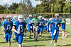 Orlando Christian Prep Warriors @ Cornerstone Charter Academy Ducks Varsity Football - 2013 - DCEIMG-5666