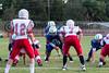 All Saint Academy @ Cornerstone Charter Academy Ducks Varsity Football -  2013 - DCEIMG-9851