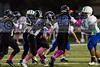 Cornerstone Charter Academy Ducks @ The Masters Academy Eagles Varsity Football -  2013 - DCEIMG-1143