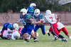 All Saint Academy @ Cornerstone Charter Academy Ducks Varsity Football -  2013 - DCEIMG-9823
