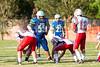 All Saint Academy @ Cornerstone Charter Academy Ducks Varsity Football -  2013 - DCEIMG-9729