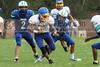 Orlando Christian Prep Warriors @ Cornerstone Charter Academy Ducks Varsity Football - 2013 - DCEIMG-8042