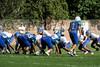 Orlando Christian Prep Warriors @ Cornerstone Charter Academy Ducks Varsity Football - 2013 - DCEIMG-7621