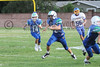 Orlando Christian Prep Warriors @ Cornerstone Charter Academy Ducks Varsity Football - 2013 - DCEIMG-7922