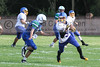 Orlando Christian Prep Warriors @ Cornerstone Charter Academy Ducks Varsity Football - 2013 - DCEIMG-7773