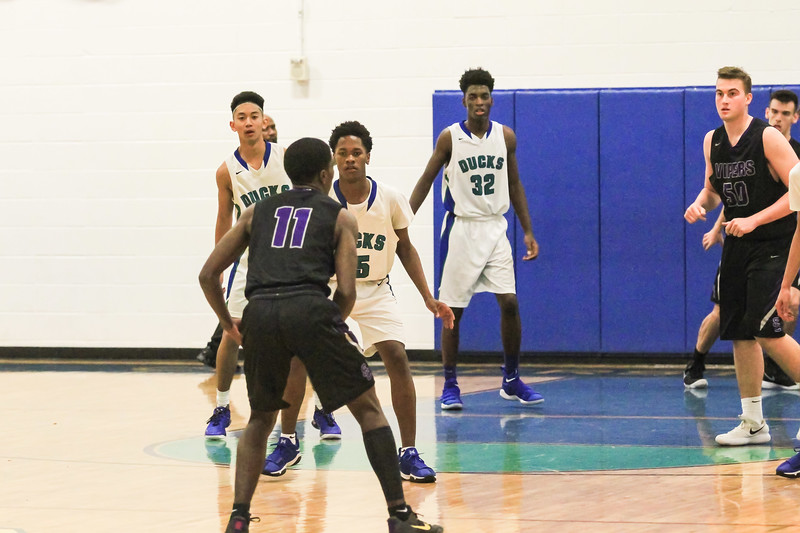 Vipers @ CCA Ducks Boys Varsity Basketball  2018- DCEIMG-1487