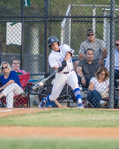 Cornerstone Charter Academy Baseball vs Warner Christian