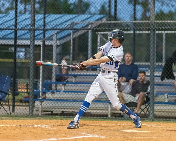 Cornerstone Charter Academy Baseball vs Warner Christian