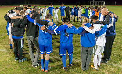Cornerstone Charter Academy Varsity Soccer District Competition Game 2