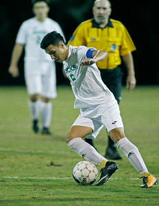 Cornerstone Charter Soccer Game