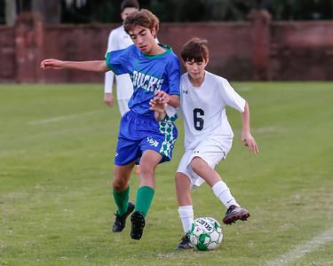 High School Soccer: Cornerstone Charter Academy host Faith Christian