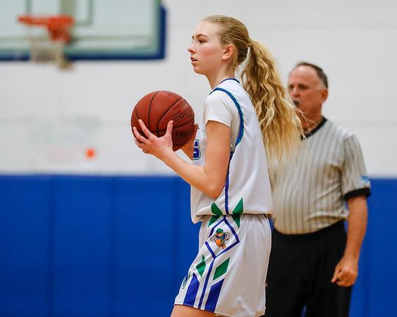 HS Basketball: Cornerstone Charter Varsity Women's Basketball