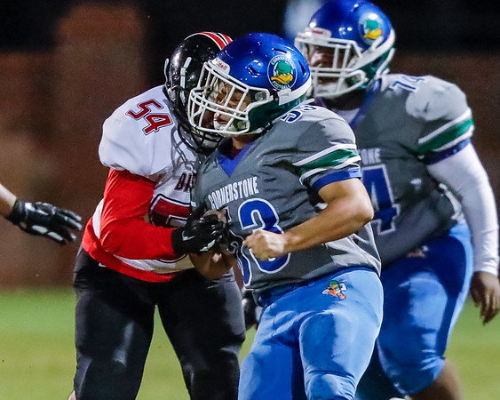 HS Football: Cornerstone Charter Host Discovery