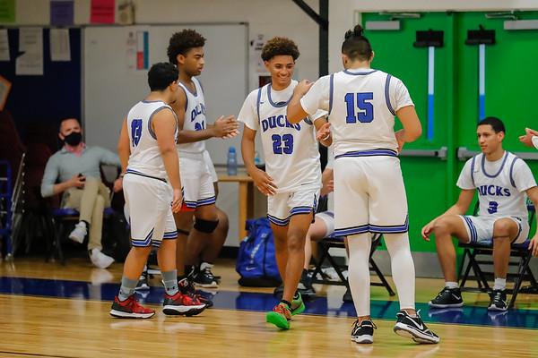 HS Basketball: Cornerstone Charter Men's Basketball