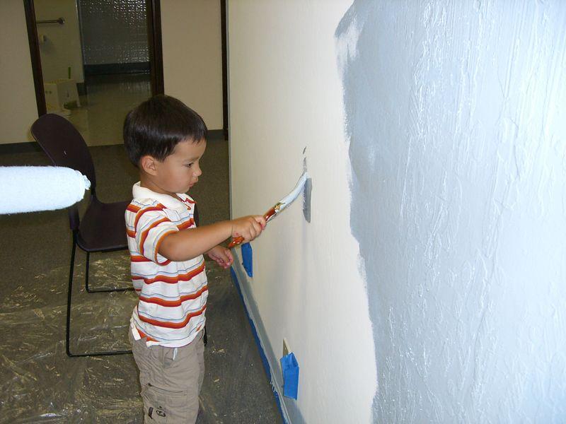 Artist at work 1
