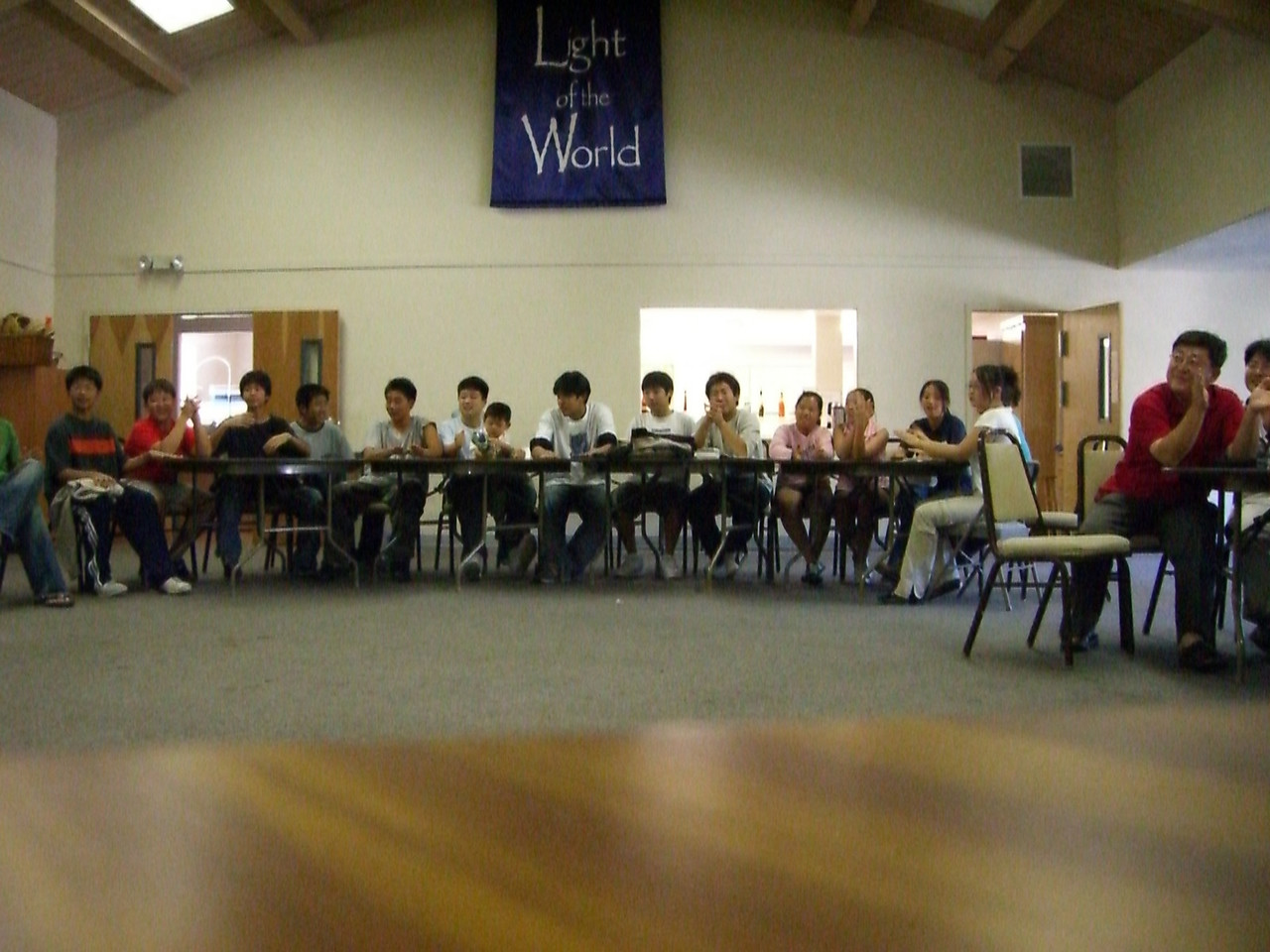 2005 09 18 Sun - Purpose Driven Life Bible quiz - Clay Youth Group team 2