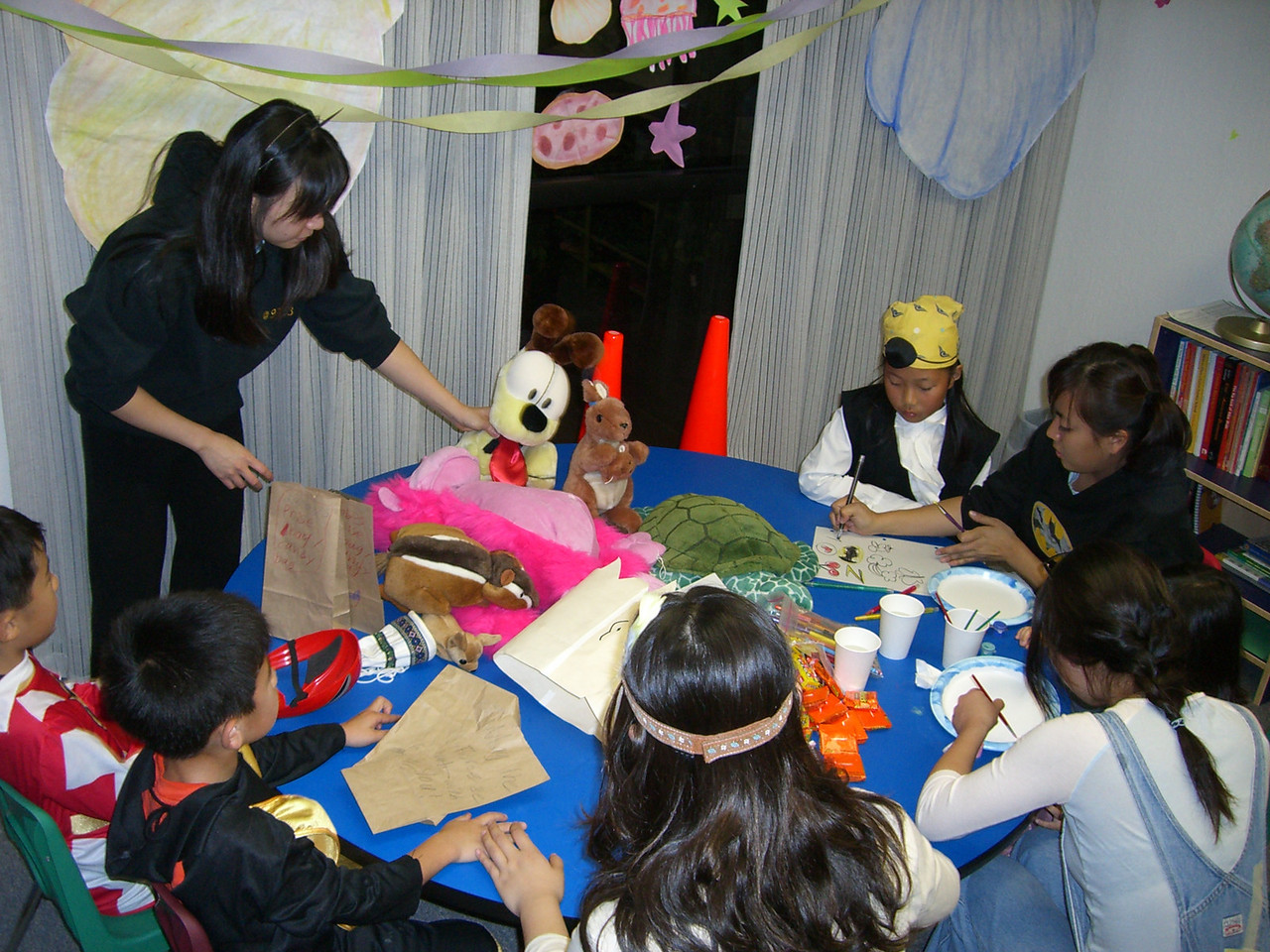 Sugar-free group of kids
