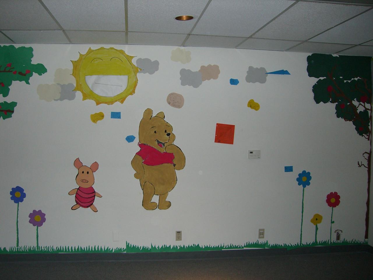 Youth Group Disney Art