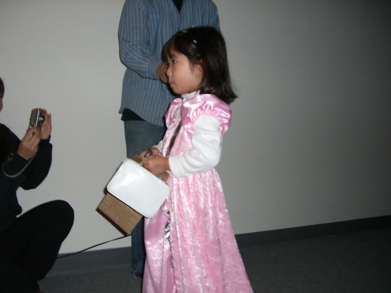 Cutest princess Alicia Pak 1