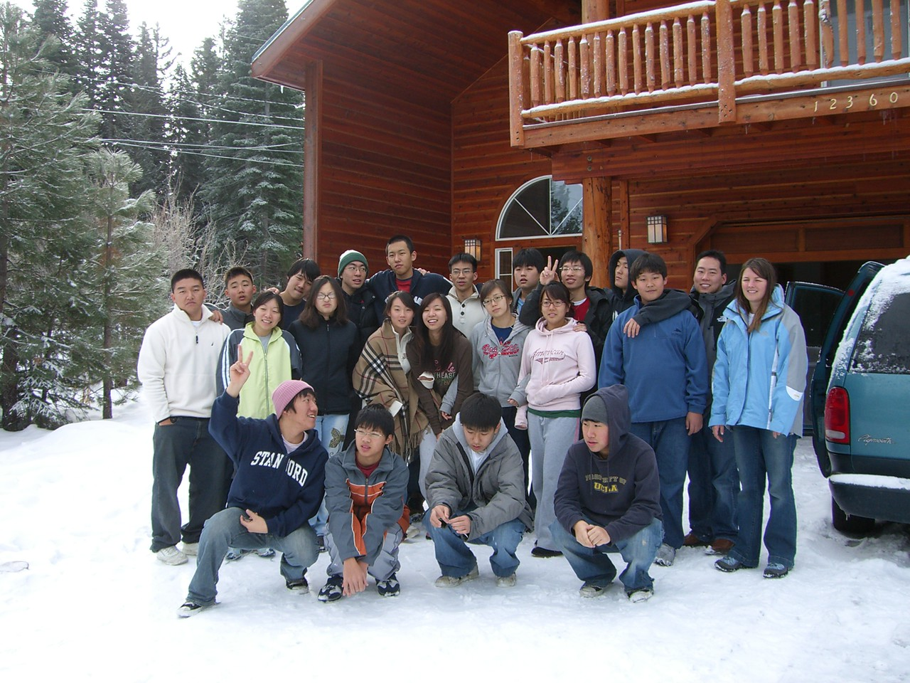 2005 12 29 Thu - End of retreat group pic 3