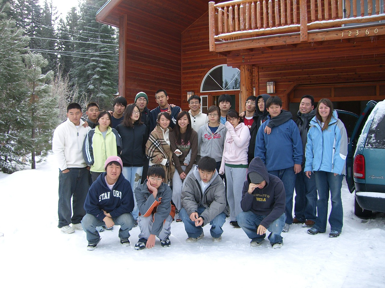 2005 12 29 Thu - End of retreat group pic 2