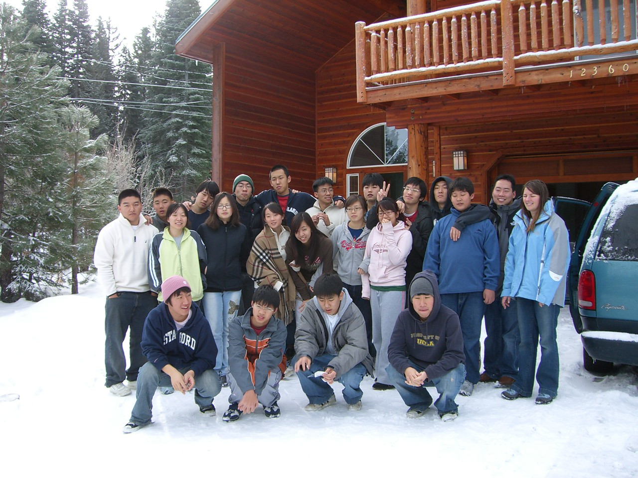 2005 12 29 Thu - End of retreat group pic 5