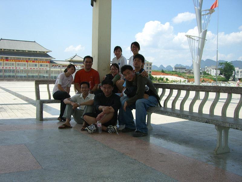 2006 07 22 Sat - Du An square - CCSV 2