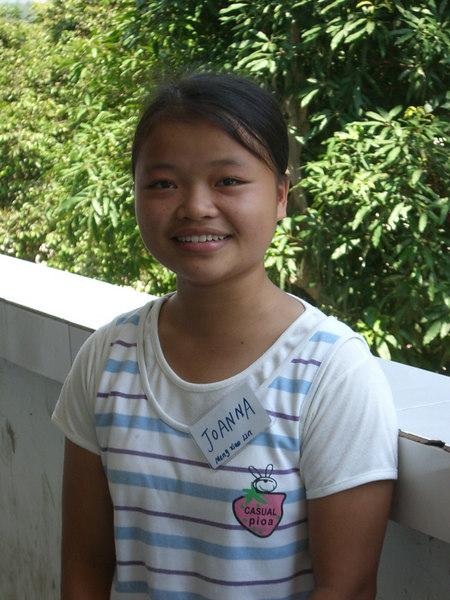 2006 07 24 Mon - Profile pic - Joanna
