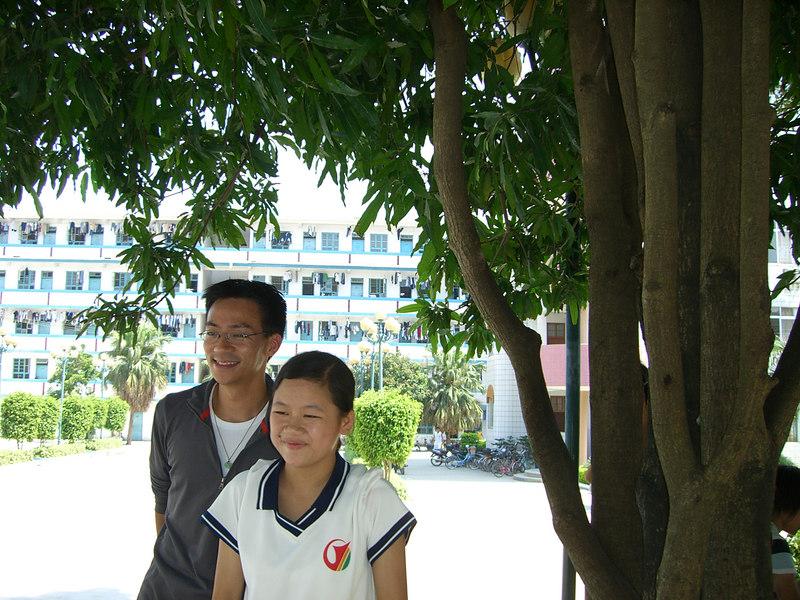 2006 07 24 Mon - Ben Yu & Faith 2