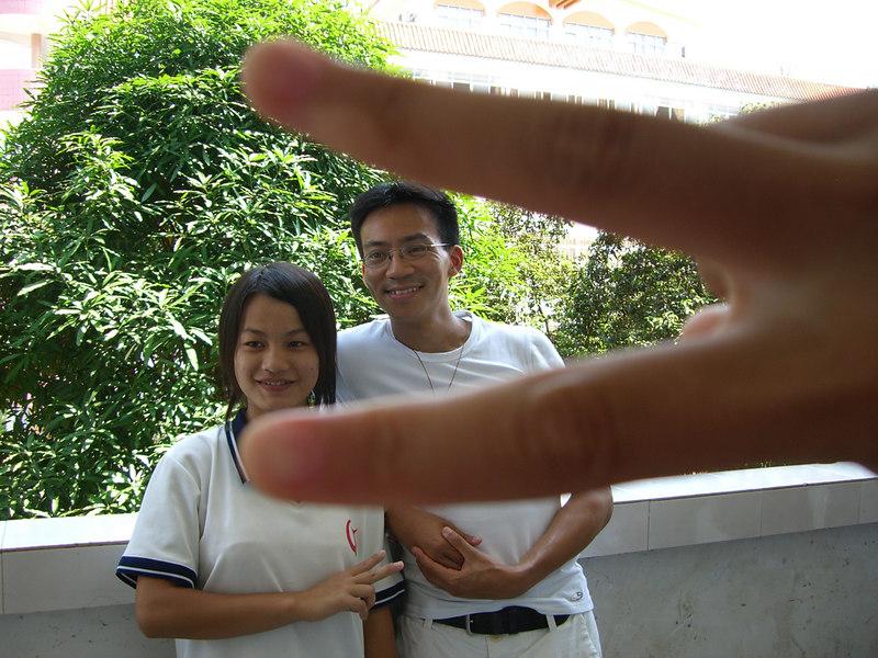 2006 07 24 Mon - Paula & Ben